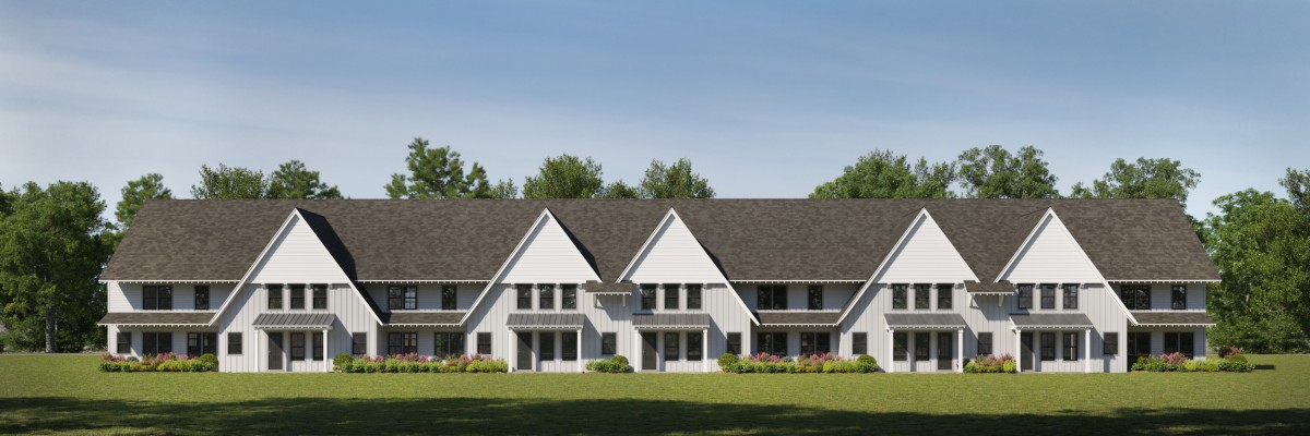Owens Crossing Townhomes - Lot 48 - 2 Car, Interior Unit
