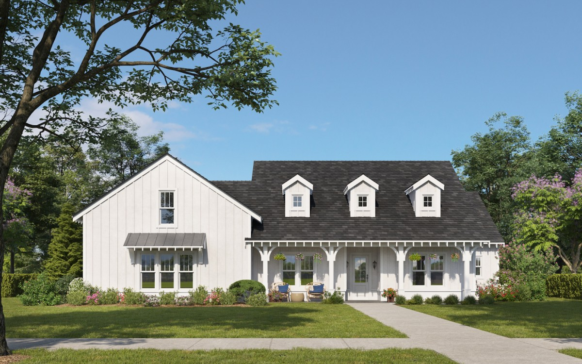 The Farms At Wimberly Lot 3 - The Fullerton (6 Bedroom/3.5 Bath)